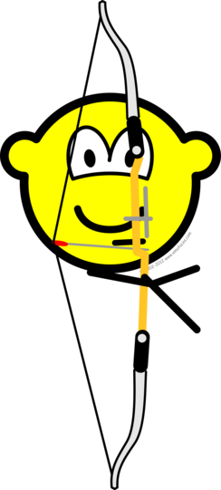 Archery buddy icon