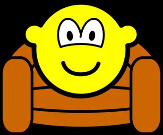 Armchair buddy icon