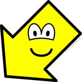Down left buddy icon