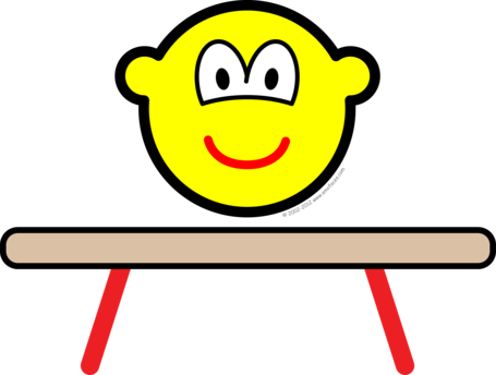 Balance beam buddy icon