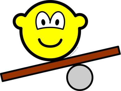 Balance board buddy icon