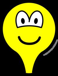 Party balloon buddy icon