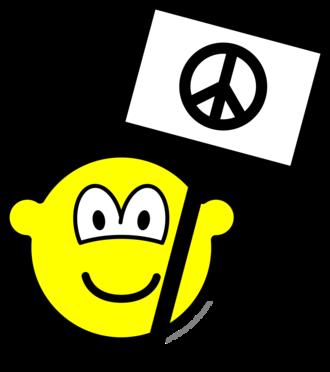 Ban the bomb buddy icon