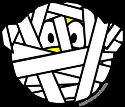 Bandaged buddy icon