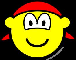 Bandana buddy icon