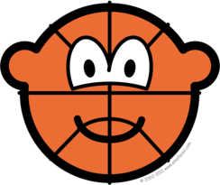Basketball buddy icon