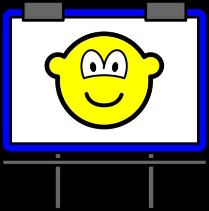 Billboard buddy icon