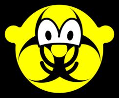Biohazard buddy icon