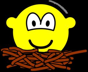 Birds nest buddy icon