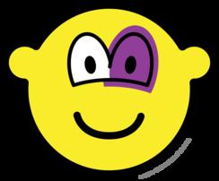 Black eyed buddy icon