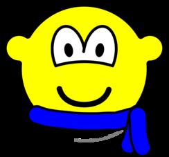 Blue belt buddy icon