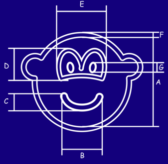 Blueprint buddy icon