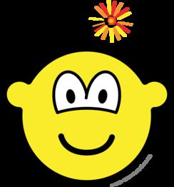 Bomb buddy icon