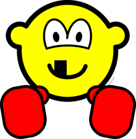 Boxing buddy icon