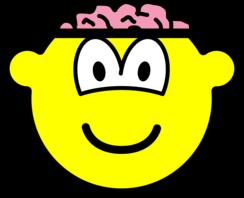 Brain buddy icon