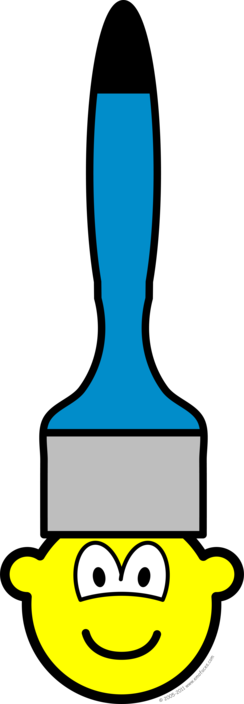 Brush buddy icon
