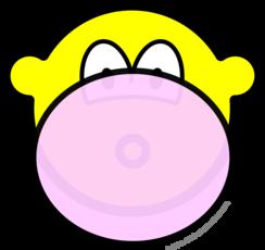Bubble gum buddy icon