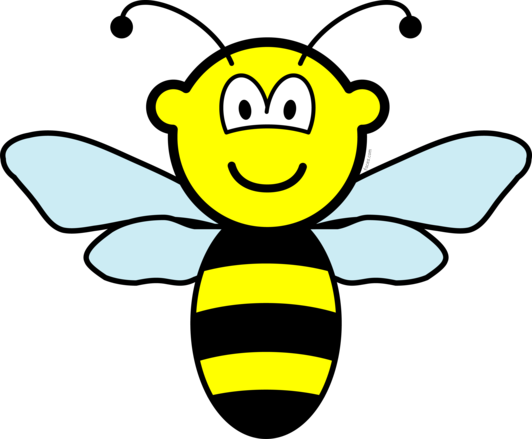 Bumble bee buddy icon