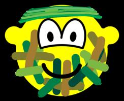 Camouflage buddy icon