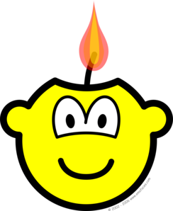 Candle buddy icon