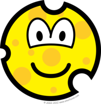 Cheese buddy icon