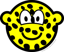 Cheetah buddy icon