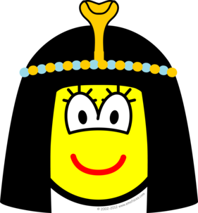 Cleopatra buddy icon