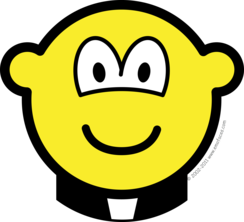 Clerical buddy icon