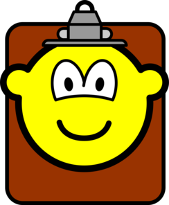 Clipboard buddy icon