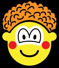 Clown buddy icon