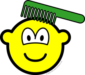 Combing buddy icon