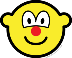 Comic relief buddy icon