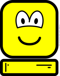 Computer buddy icon
