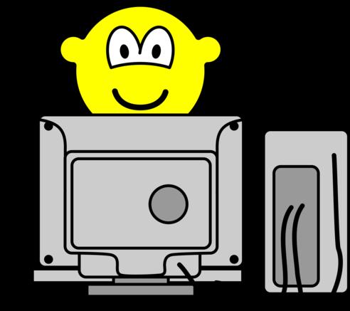 Computing buddy icon
