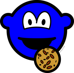 Cookie monster buddy icon
