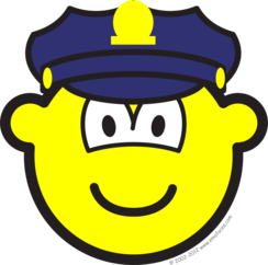 Cop buddy icon
