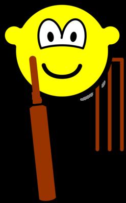 Cricket buddy icon