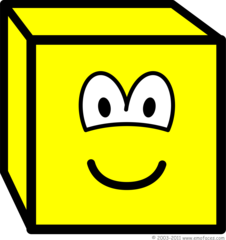 Cube buddy icon