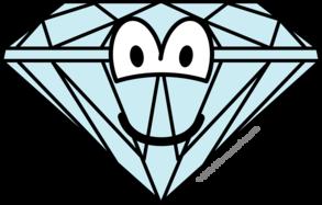 Diamond buddy icon