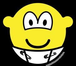 Diaper buddy icon
