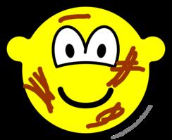 Dirty buddy icon