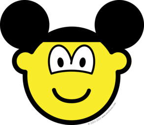 Disney world buddy icon