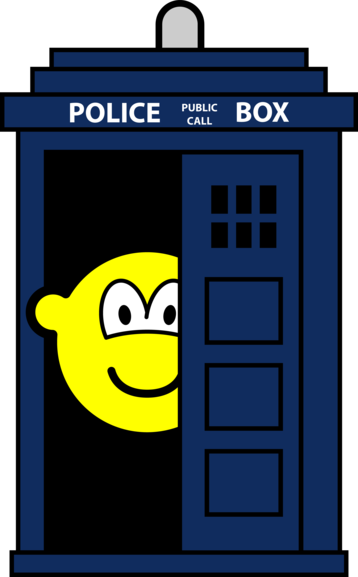Dr Who buddy icon