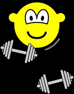 Dumbbells buddy icon