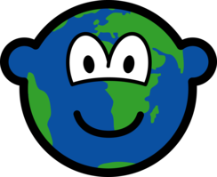 Earth buddy icon