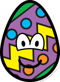 Easter egg buddy icon