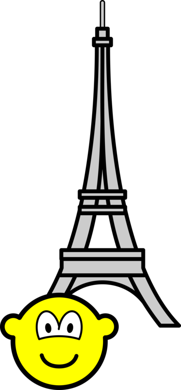 Eiffel tower buddy icon