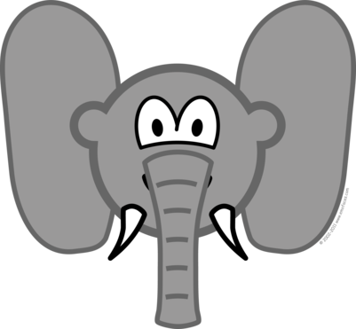 Elephant buddy icon