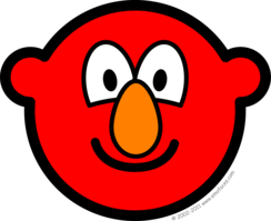 Elmo buddy icon