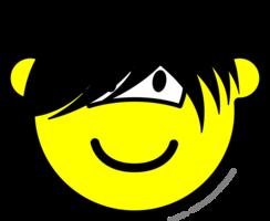 Emo buddy icon